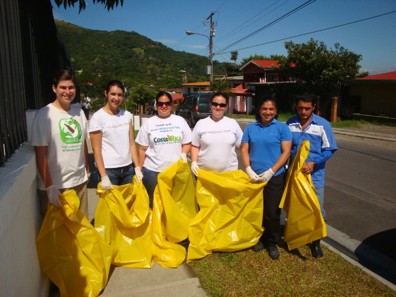Helping the environment of Costa Rica