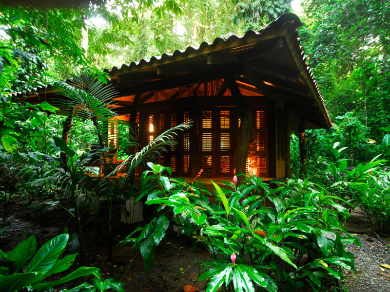 Lodges in Costa Rica